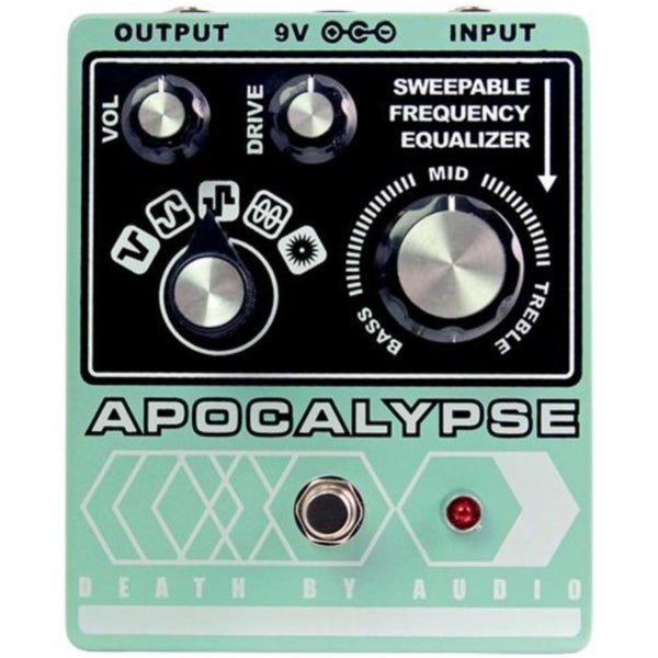 Death By Audio Apocalypse Fuzz