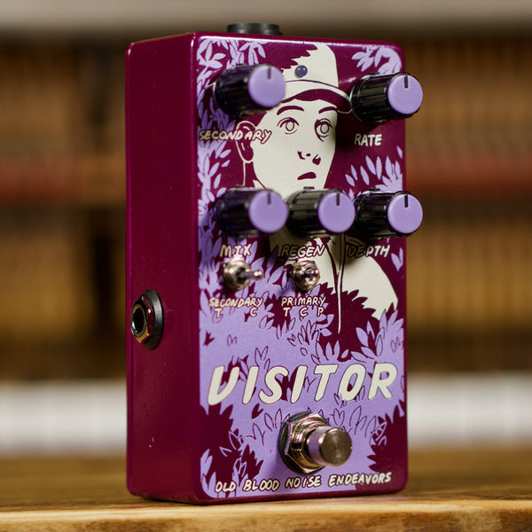 Old Blood Noise Endeavors Visitor Parallel Multi-Modulator