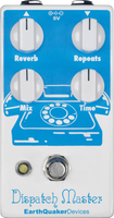 Earthquaker Devices Dispatch Master Reverb and Delay Pedal Guitar Effects