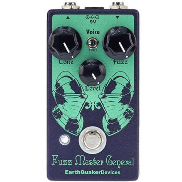 Earthquaker Devices Fuzz Master General Pedal Guitar Effects