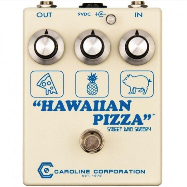 Caroline Hawaiian Pizza Fuzz Pedal Limited Edition