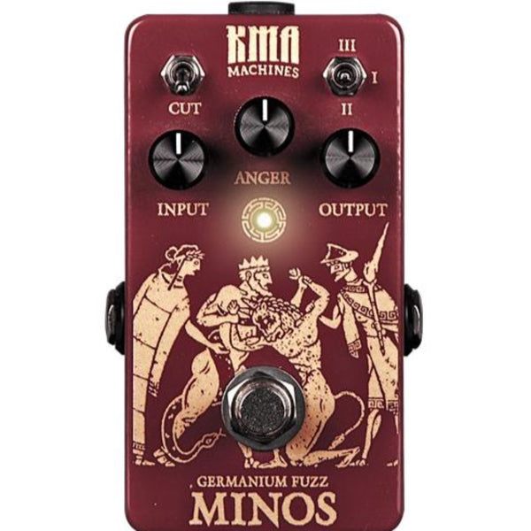 KMA Machines Minos Germanium Fuzz