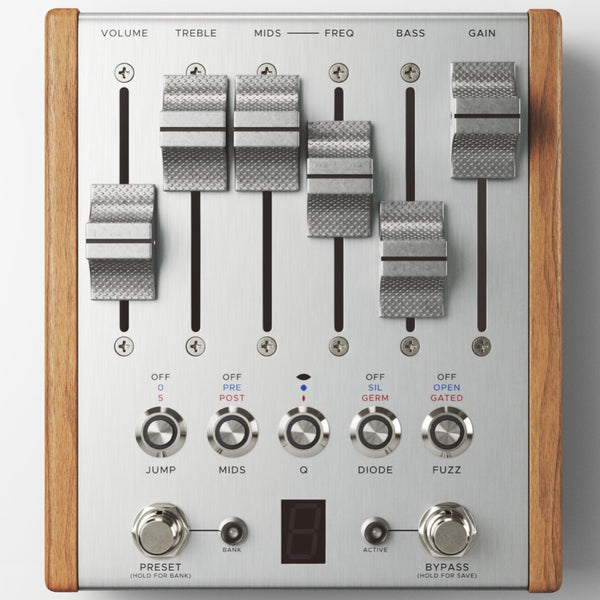 Chase Bliss Audio Automatone MKII Preamp - PREORDER