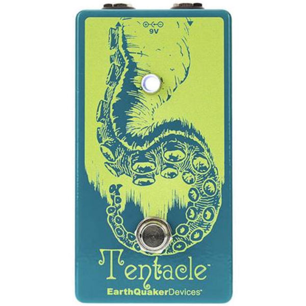 Earthquaker Devices Tentacle Octave Up Pedal Guitar Effects