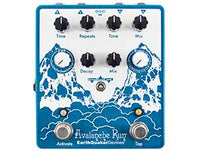 Earthquaker Devices Avalanche Run Delay and Reverb Pedal Guitar Effects