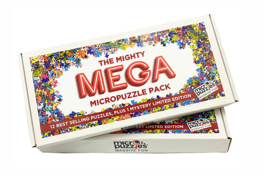 The Mighty MEGA MicroPuzzle Pack