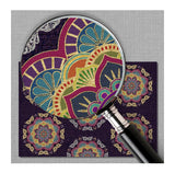 Masks Charger / Placemats- Set of 24