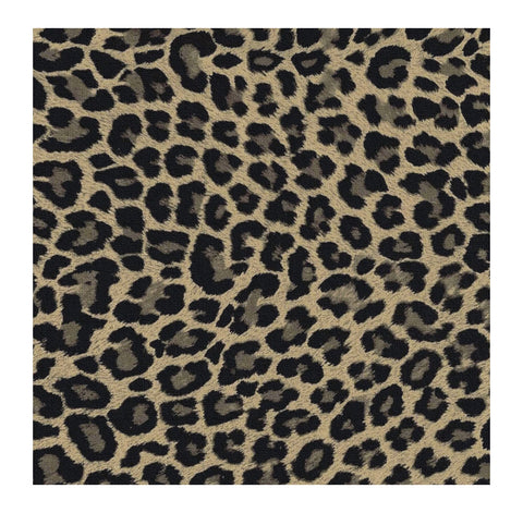 Leopard Charger/Placemat- Set of 24