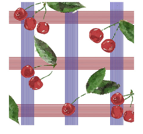 Cherry On Top Charger/Placemat- Set of 24