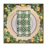 Capri Paper Charger/ Placemat- Set of 30
