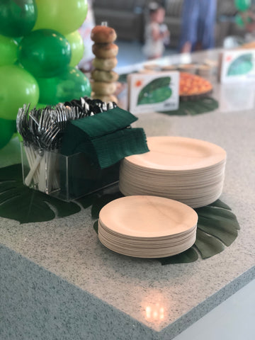Palm Leaf Charger/Placemat