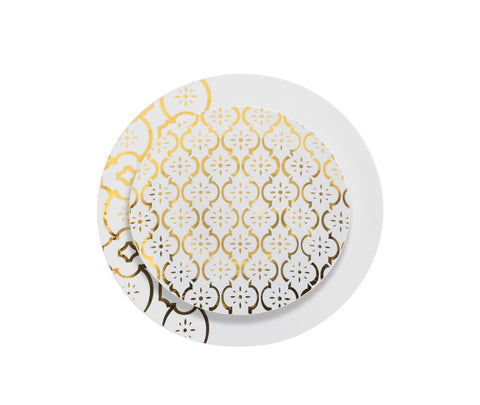 Morocco Dinner Plates- Set of 10