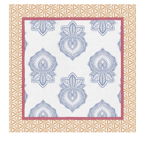 Anais Boheme Charger/ Placemats- Set of 24