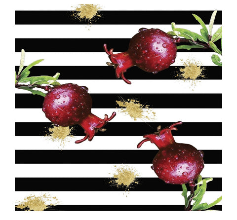 Pomegranate Splash Charger/Placemat- Set of 30