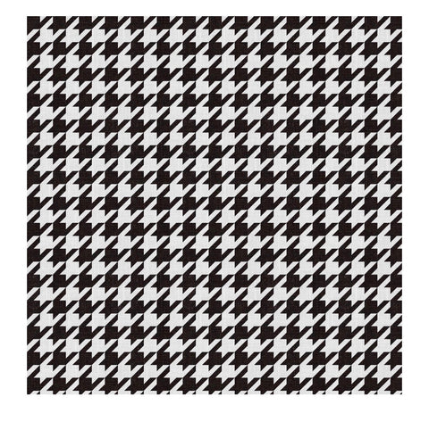 Houndstooth Charger/Placemats- Set of 24