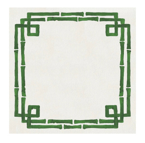 Bamboo Green Charger/Placemat- Set of 24