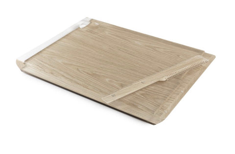 Acrylic Challah Board- Wood Grain
