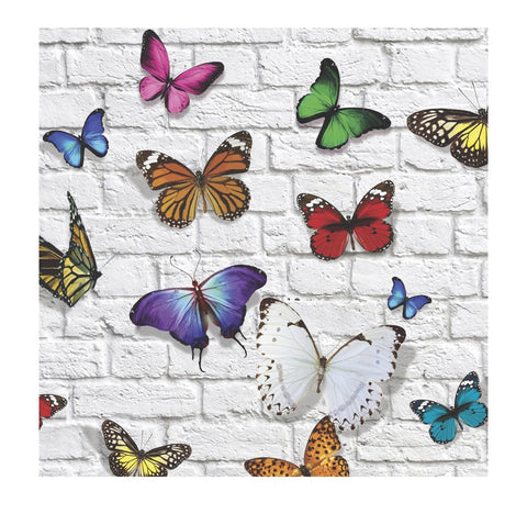 Flutter Paper Charger/Placemat- Set of 24