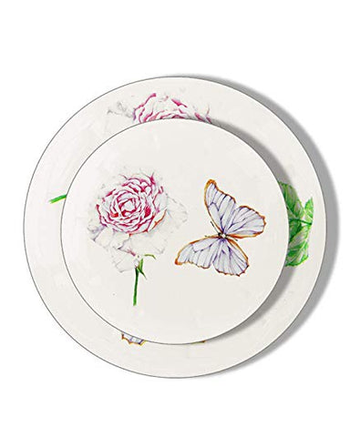 Butterfly Meadow Dinner Plate Set of 12