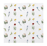 Needlepoint Garden Paper Charger/ Placemat- Set of 30