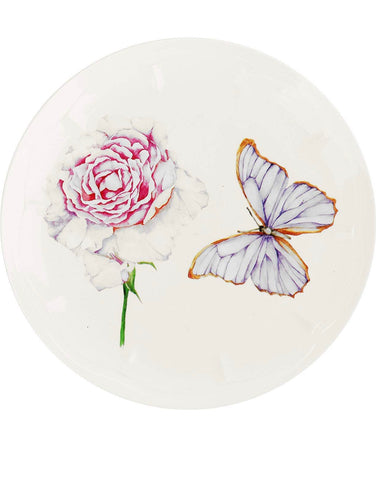 Butterfly Meadow Salad Plate Set of 12