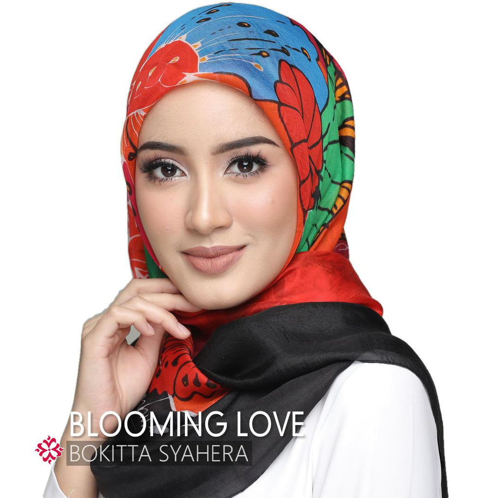 Silk Blooming Love - BOKITTA SYAHERA