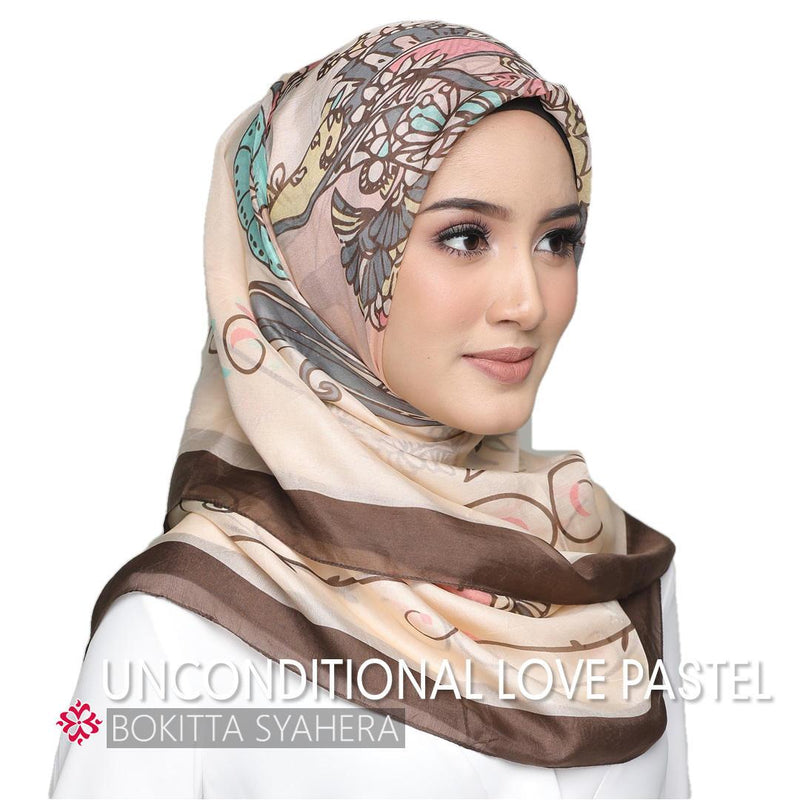Silk Unconditional Love Pastel - BOKITTA SYAHERA