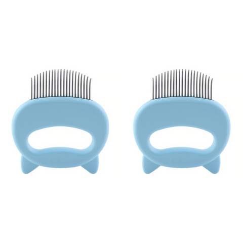 2 Pack- Pet Grooming Brush
