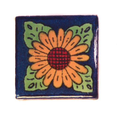 """México Naturaleza"" Tile Collection - 50 x 5cm Assorted Talavera Mexican Handmade Tiles"