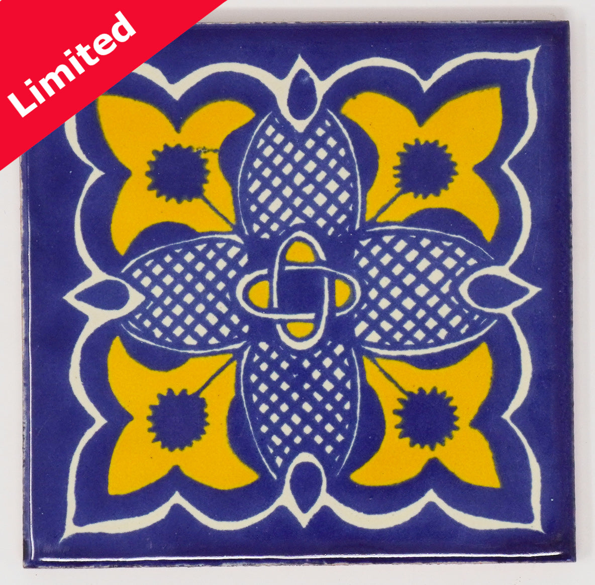 Tomás Limited Edition Handmade 10.5cm Tile