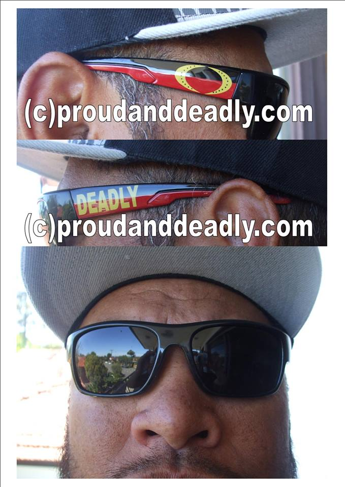 Proud and Deadly Polarised Deadly Sunglasses