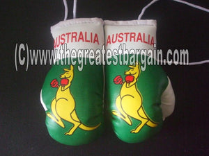 Australia  Kangaroo Mini Boxing Gloves