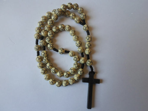 Rosary Bead Christian with cross