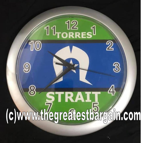 Torres Strait Time Clock
