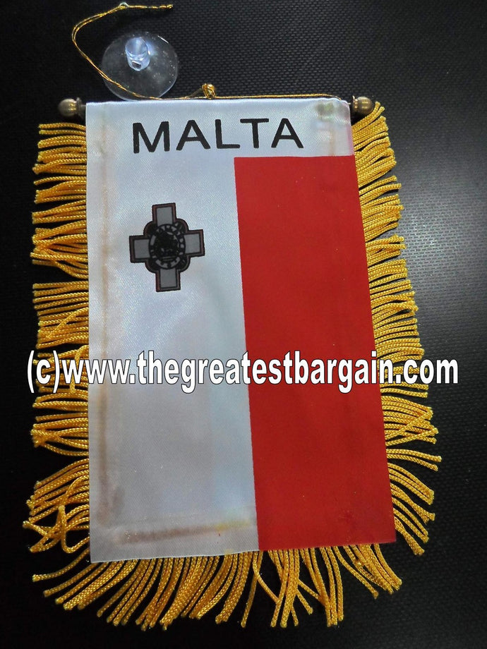 Malta Mini Car Banner
