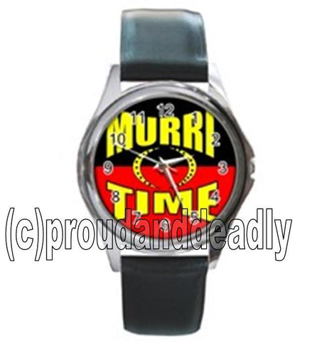 Australian Indigenous Murri Unisex Watch