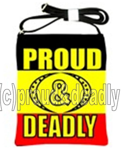 Proud and Deadly Satchel Bag - 1