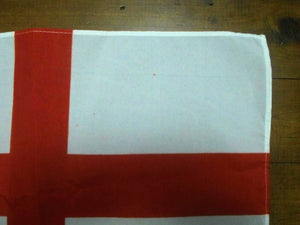 England English Flag Handwaver size. 30 cm x 45 cm without stick. Second 2