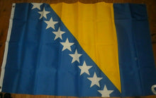 Load image into Gallery viewer, Bosnia National Flag-90cm x 150cm-*Second* Bosnian/Bosnia Flag Large 150 cm x 90 cm