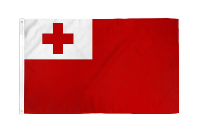 Tonga National Flag- Large 150 cm x 90 cm