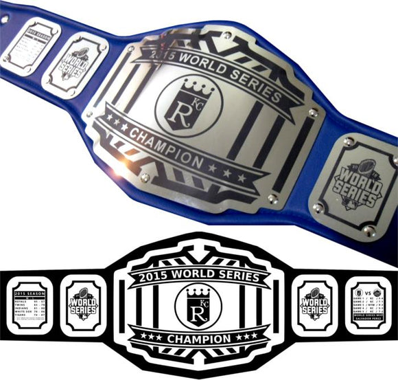 Custom Championship Belts