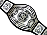 Fantasy Football Championship Belt Avenger Series
