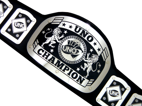 Uno Championship Belt King Series