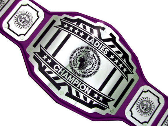 Ladies Championship Belt Legend Series