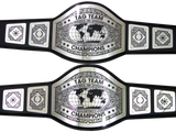 Tag Team Championship Belts Avenger Series