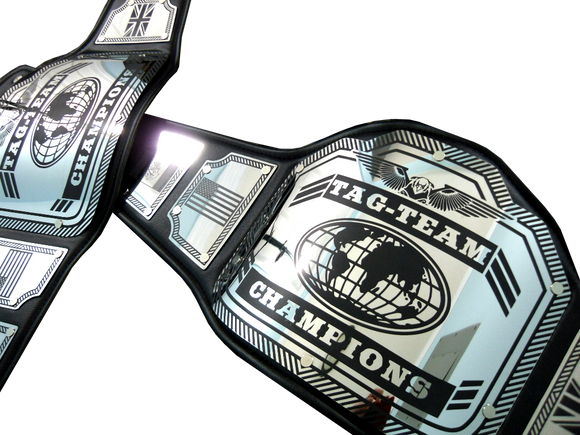 Tag Team Championship Belts Enforcer Series
