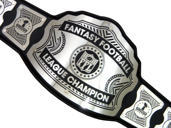 Fantasy Football Championship Belt Pioneer Series