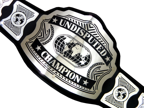 Undisputed Championship Belt Pioneer Series