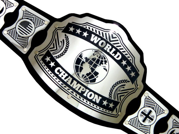 World Championship Belt Pioneer Series