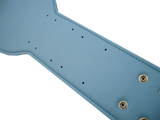 light blue belt strap